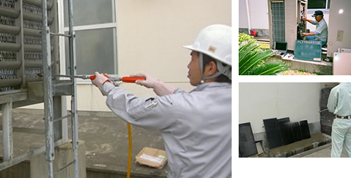 空調設備の保守点検・清掃
